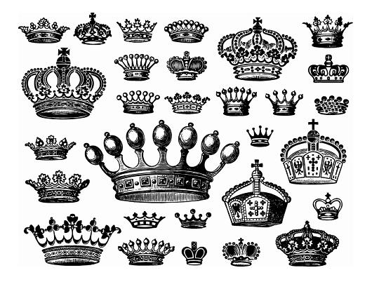 LIVING SUCCESS 3D--CROWNS