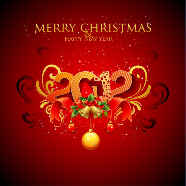 LIVING SUCCESS 3D--Merry-Christmas-and-Happy-New-Year-2012