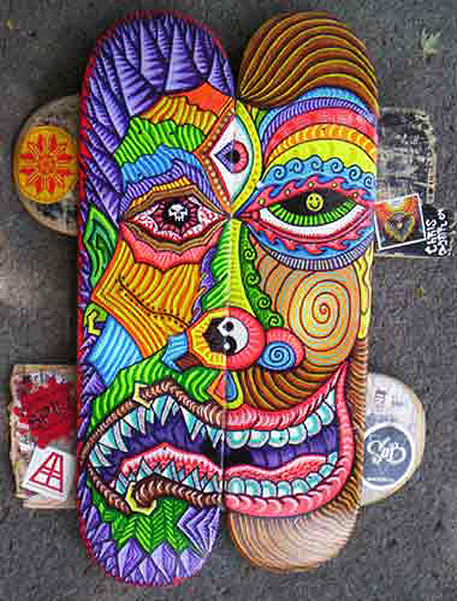 LIVING SUCCESS 3D-- SPLIT--CHRIS DYER PERSONALITY