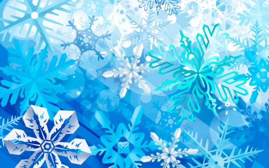 LIVING SUCCESS 3D-snowflakes