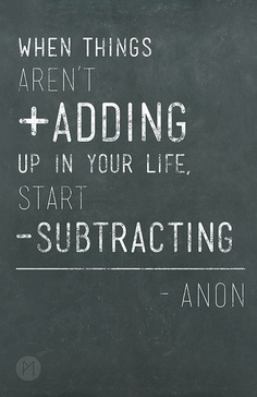 LIVING SUCCESS 3D--SUBTRACTING