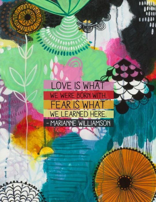 LIVING SUCCESS 3D--LOVE AND FEAR