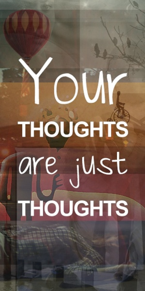 LIVING SUCCESS 3D--YOUR THOUGHTS