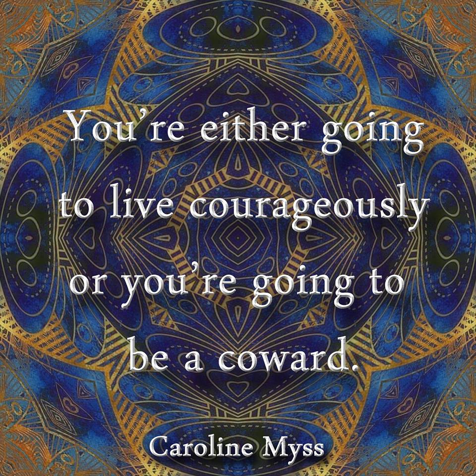 LIVING SUCCESS 3D--LIVE COURAGEOUSLY